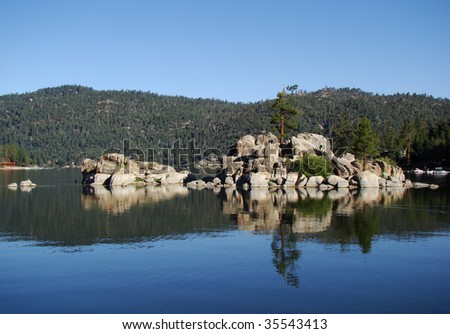 Treasure Island Big Bear Ca