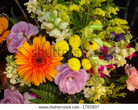Bouquet. Get Well Soon!