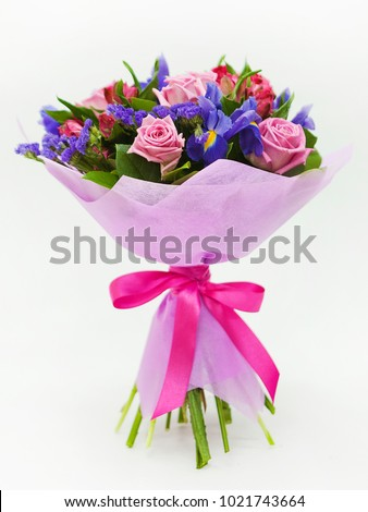 Bouquet of Flowers #1021743664