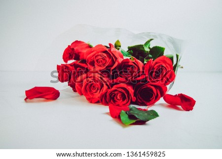 Bouquet of Flowers #1361459825
