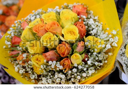 Bouquet of Flowers #624277058