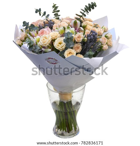Bouquet of flowers #782836171