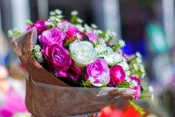 Bouquet of flowers,Bouquet , flowers.