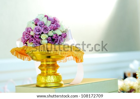 Bouquet of flowers,wedding flower