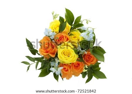 stock photo : bouquet of