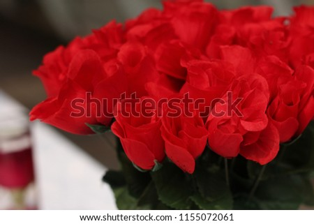 bouquet wedding rose #1155072061