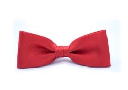 Bow Tie on isolated background