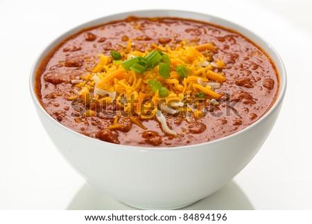 Bowl of Chili  2
