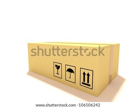 box closed