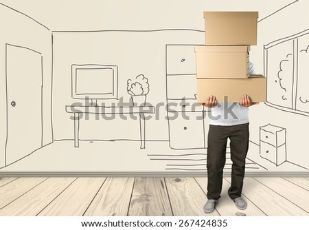 Box, Moving House, Moving Office.