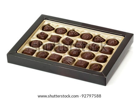 Box of Filled Chocolates