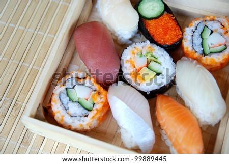 Box of Sushi