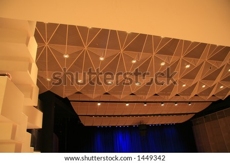 box seats in theater