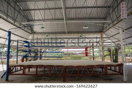 Boxing Stadium,Thailand