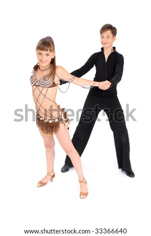 White girl who can dance