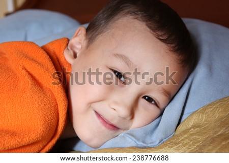 boy at bed #238776688
