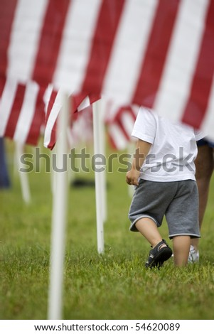 boy flags