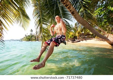 boy on the beach #71737480