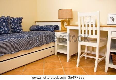 Boy room interior