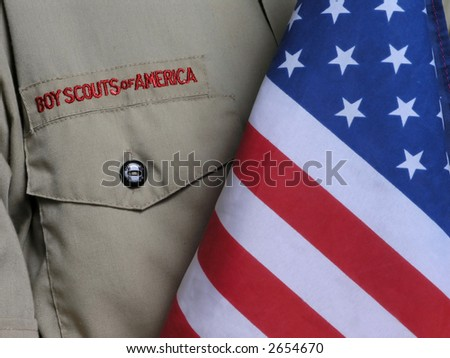 fat boy clipart. Boy Scout Emblem Clipart