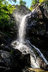 Boyana waterfall, Vitosha mountain, Bulgaria