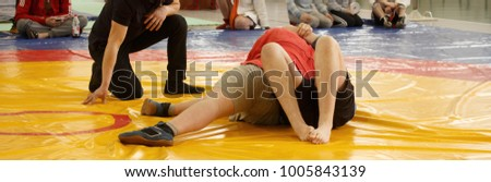 Boys wrestling competitions #1005843139