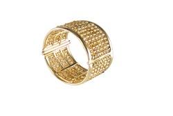 bracelet in yellow gold