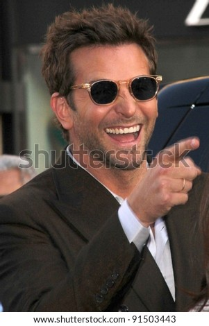 """Bradley Cooper at """"The Hangover Part II"""" Premiere, Chinese Theater, Hollywood, CA. 05-19-11"""