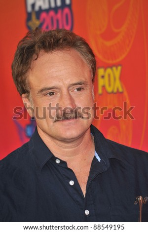 "Bradley Whitford - star of ""The Good Guys"" - at Fox TV's All Star Party at Santa Monica Pier. August 2, 2010  Santa Monica, CA Picture: Paul Smith / Featureflash"