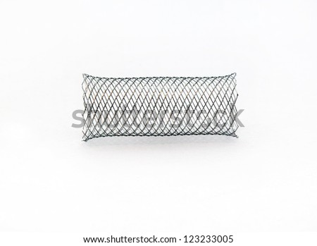 Braided stent manufacturing