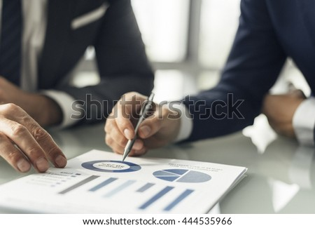 Brainstorming Business Analysis Data Corporate Concept