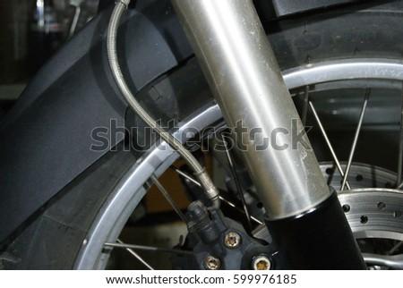 Brake hose #599976185