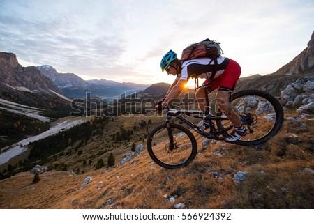 Brake Mountain-biking #566924392
