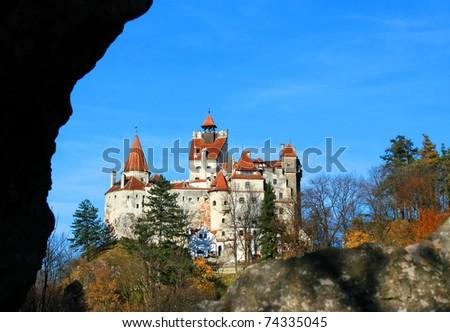 Bran Castle - Dracula`s Castle, Romania