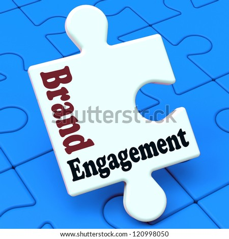 Brand Engagement Meaning Engage With Preferred Branded Product