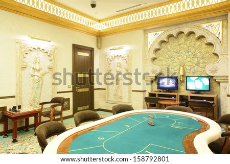 brand new and luxury casino in european style