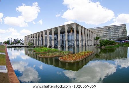 Brasilia, capital of Brazil
