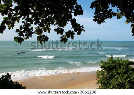 brasilian beach