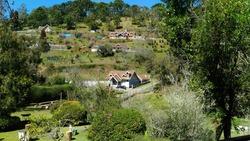 Brazil green sky nature valley