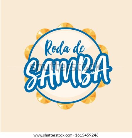 Brazil roda de Samba - Carnaval - Carnival