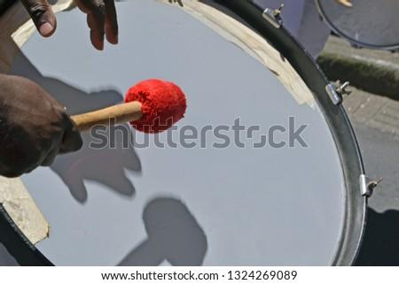 Brazilian carnival drum #1324269089