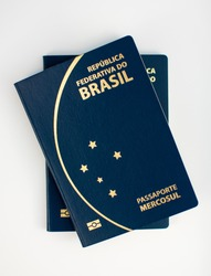 Brazilian Passports (New Model 2016)