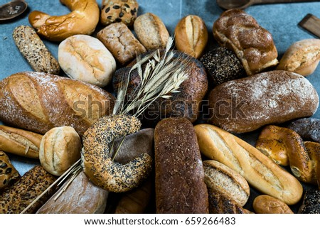 Bread #659266483