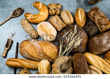 Bread #659266495