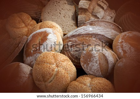 Bread and buns - bakery products