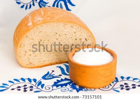 the bread of salt