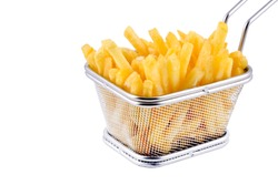 Bread Basket Fried Chicken Basket Food Trolley Baskets Creative Fries Rack Fast Food Serving Tray Hotel Restaurant Coffee Shop