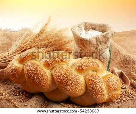 bread composition