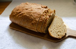Bread, home made bread, Sourdough, bread recipe