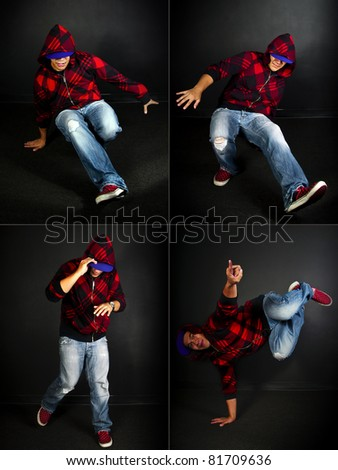 break dancer series